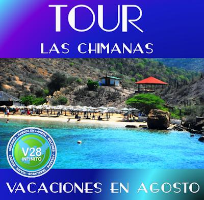 imagen Tour las chimanas Vacaciones Agosto 2016