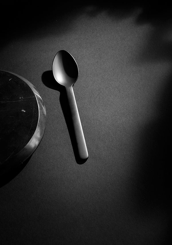 Cutlery in Black New Norm
