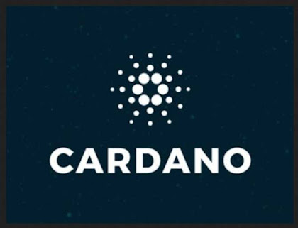 Cardano cryptocurrency coin