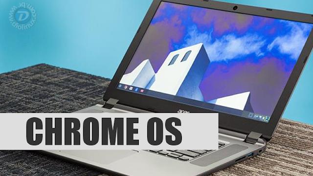Chrome OS é o Linux mais usado em desktops