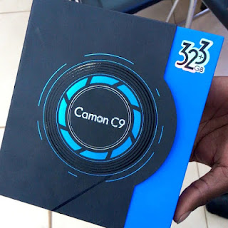 Tecno camon C9 pro specs with leaked images