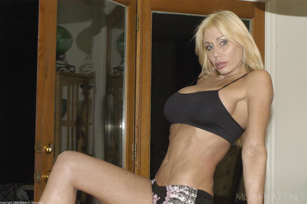 You Missy hyatt nude galleries