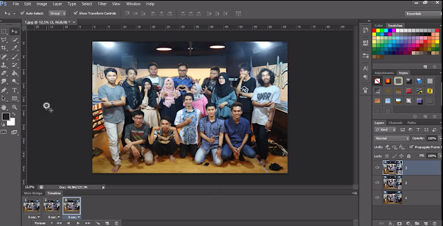 Cara Mudah Membuat Video 3D Gif atau 3D Stereoscopic