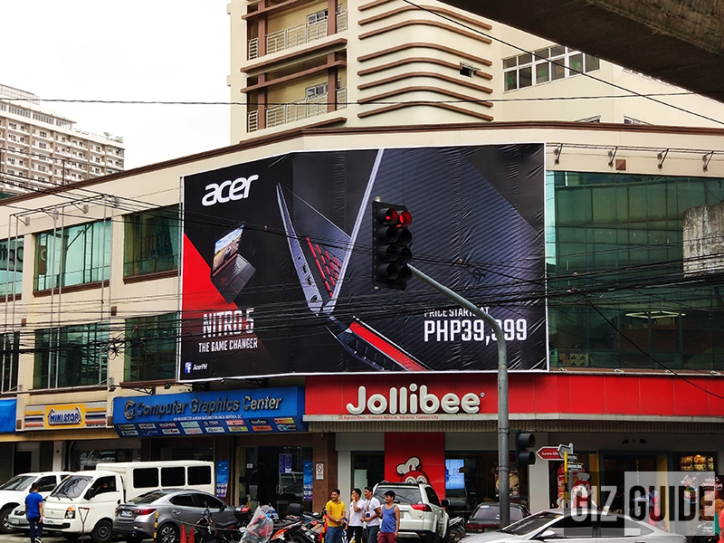 Acer Nitro 5 is now available for only PH 39,999!