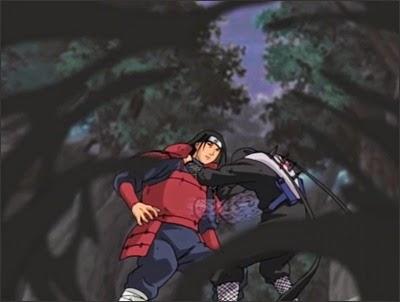 ฮาชิรามะ vs ฮิรุเซ็น