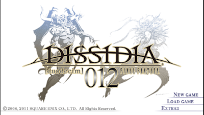 Download Gratis Dissidia 012: Duodecim Final Fantasy iso