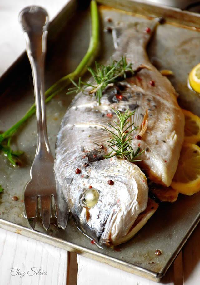 8 recetas saludables para recuperar la talla después de la Navidad, dorada al horno