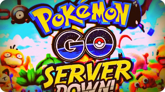 Server Website Pokemon Go Down, Diserang DDoS oleh Hacker