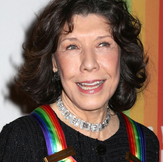 Kennedy Center Honoree Lily Tomlin attends the 37th Annual Kennedy Center Honors at The Kennedy Center Hall of States on Sunday, Dec. 7, 2014, in Washington.