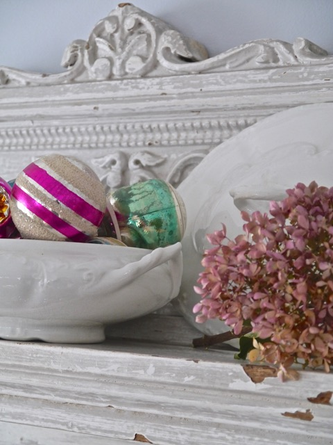 Christmas - Mantel-Blog Hop- From My Front Porch To Yours