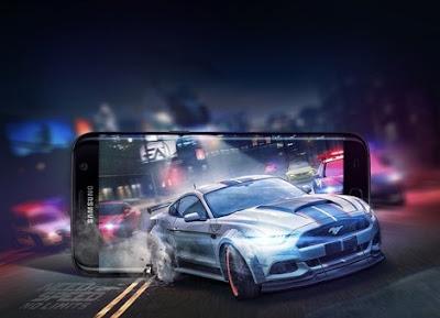 Grafis terbaik Samsung Galaxy S7 Edge
