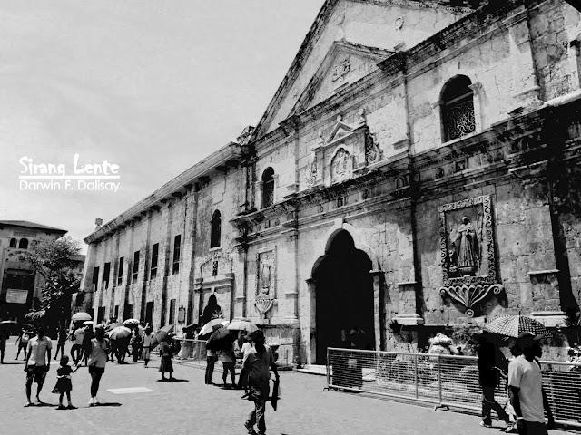 Basilica Minore del Sto. Niño History