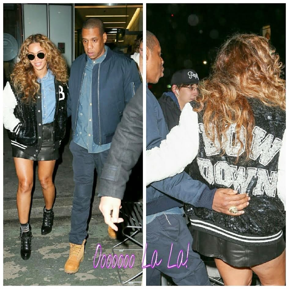 863bb761c Picture Snaps: Big Sean and Ariana Grande Are All Lovey Dovey, Beyonce and  Jay-Z Spotted in NYC & Lenny Kravitz and His Big A** Scarf