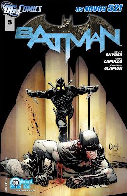 Resultado de imagem para BATMAN # 05