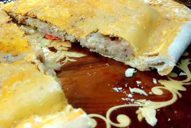 gastronomia lucana di Pasqua, ricetta del Falaone o Falagone di Muro lucano, simbologia della ricotta a Pasqua, dolci tradizionali della Basilicata, Prodotti Agroalimentari Tradizionali