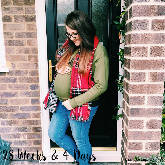 Bump update | Pregnancy updates | Weeks 27 and 28 | Love, Maisie