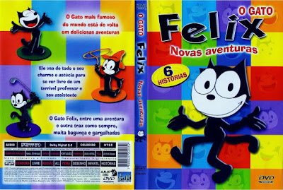 As Novas Aventuras do Gato Félix