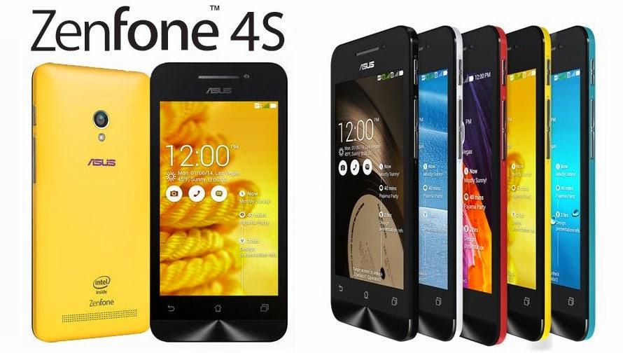 Harga dan Spesifikasi Asus Zenfone 4S Terbaru