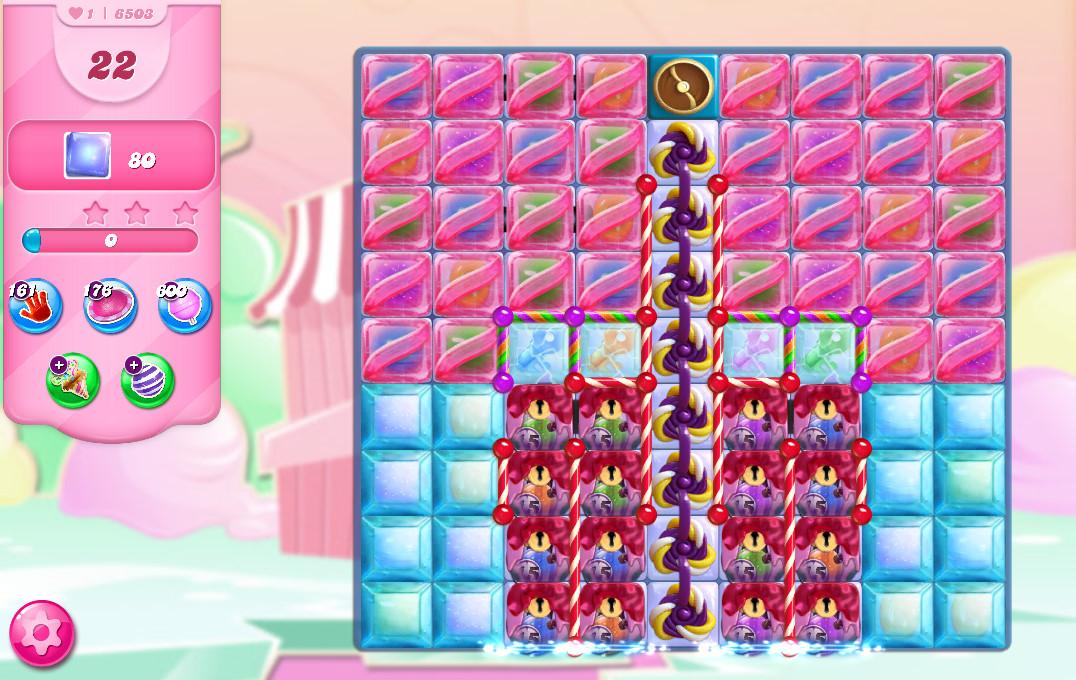 Candy Crush Saga level 6503