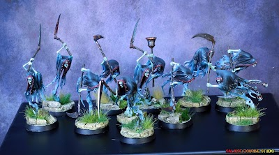 [Death] Nighthaunt, reapers.