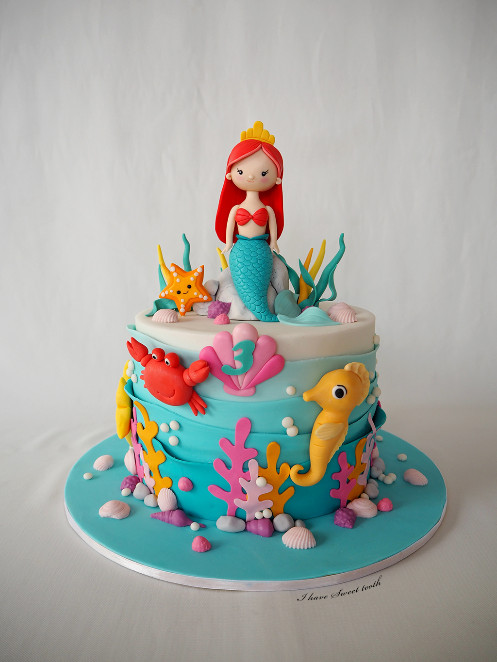 I Have Sweet Tooth: The Little Mermaid