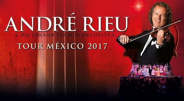 Andre Rieu Tour Mexico