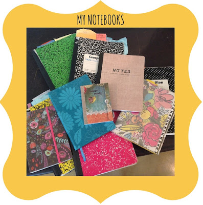 Essay notebook novel