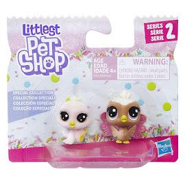 Littlest Pet Shop Series 2 Mini Pack Velvet Peahen (#2-7) Pet