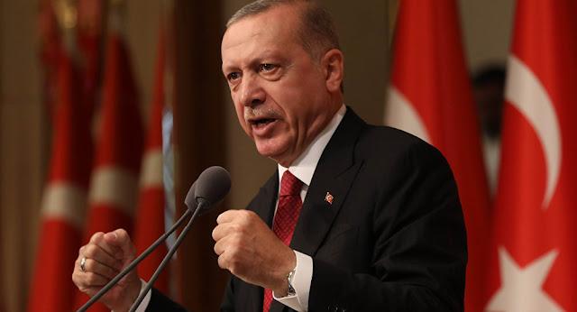 Ο Ερντογάν απάντησε στην κατρακύλα της λίρας με ένα νέο χαστούκι