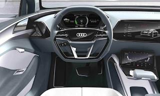 Audi E-Tron Sportback 2019 interior