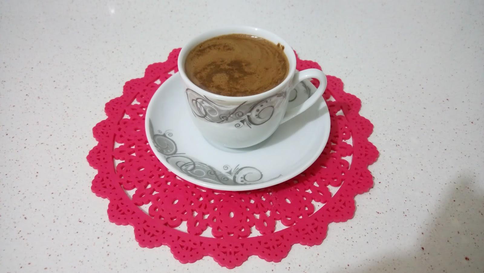 Bol Köpüklü Türk Kahvesi Nasıl Yapılır