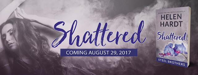 Cover Reveal: Shattered by Helen Hardt