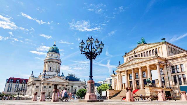 Roteiro por Berlim