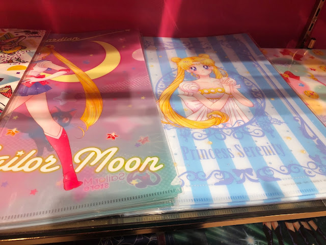 Sailor Moon Store à Harajuku