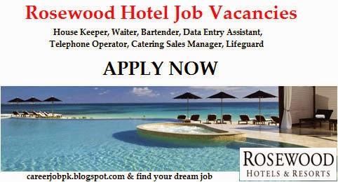 Jobs in Rosewood Hotel Group Abu Dhabi