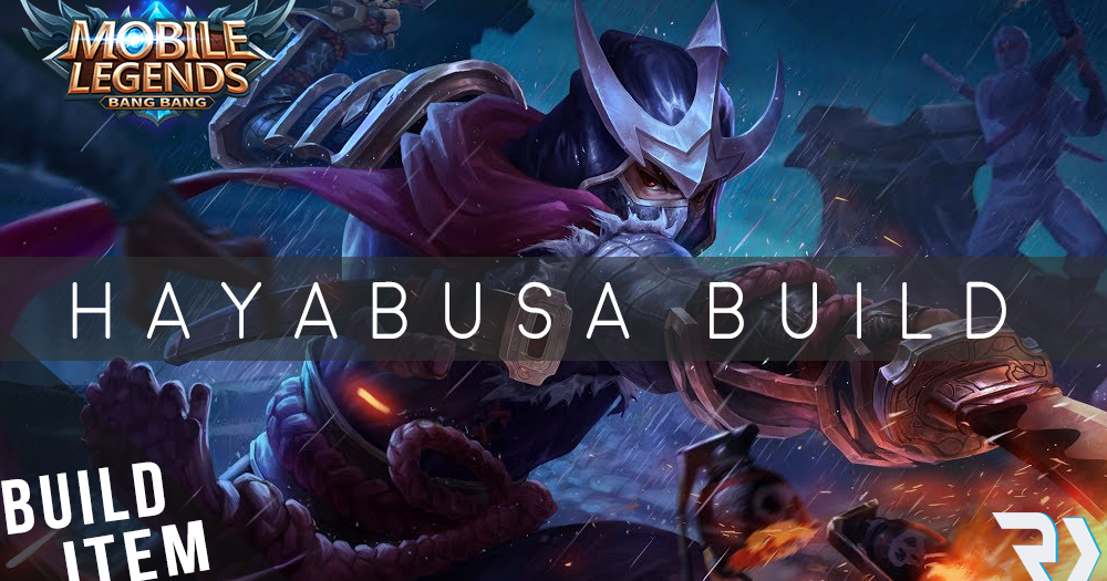 Download Wallpaper Hd Untuk Pc Build Item Hayabusa Mobile Legends Ninja Penguasa