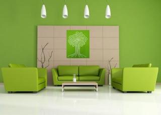 Pilih Mana Warna Cat Dinding Yang Tepat Untuk Ruang Keluarga Anda 3