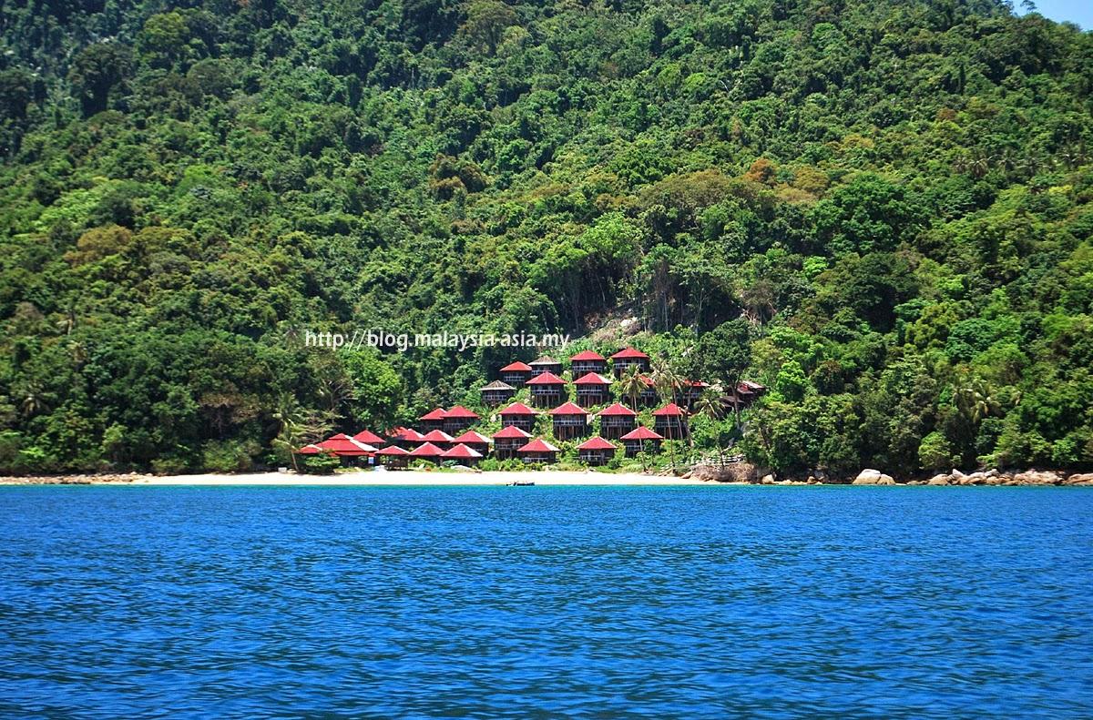 Perhentian Island in Terengganu