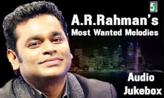 A R Rahman's Most Wanted Melodies