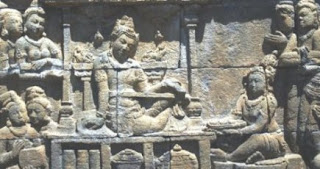 Relief Candi Borobudur 6
