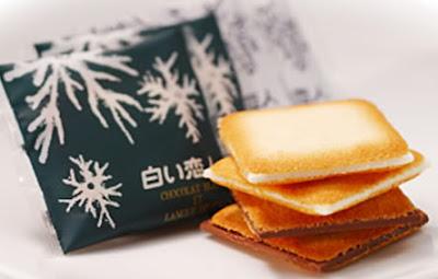 Ishiya Chocolate Factory Japan