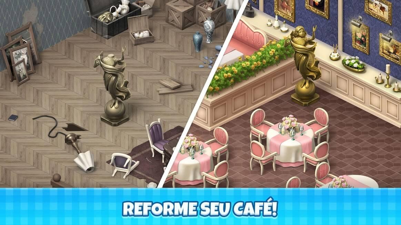 Manor Cafe Dinheiro Infinito / Mod Menu 1.94.13