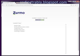 Install Zurmo CRM 3.1.5 on Windows with XAMPP PHP CRM tutorial 30