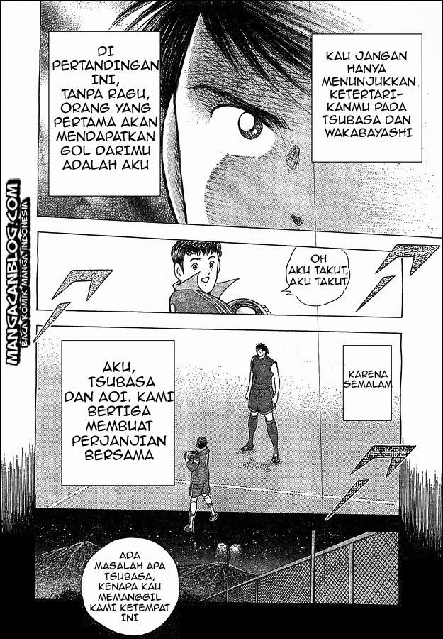 Captain Tsubasa – Rising Sun Chapter 04-16