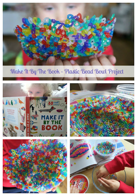 Make It By the Book - Hana Plastic Bead Bowl Project