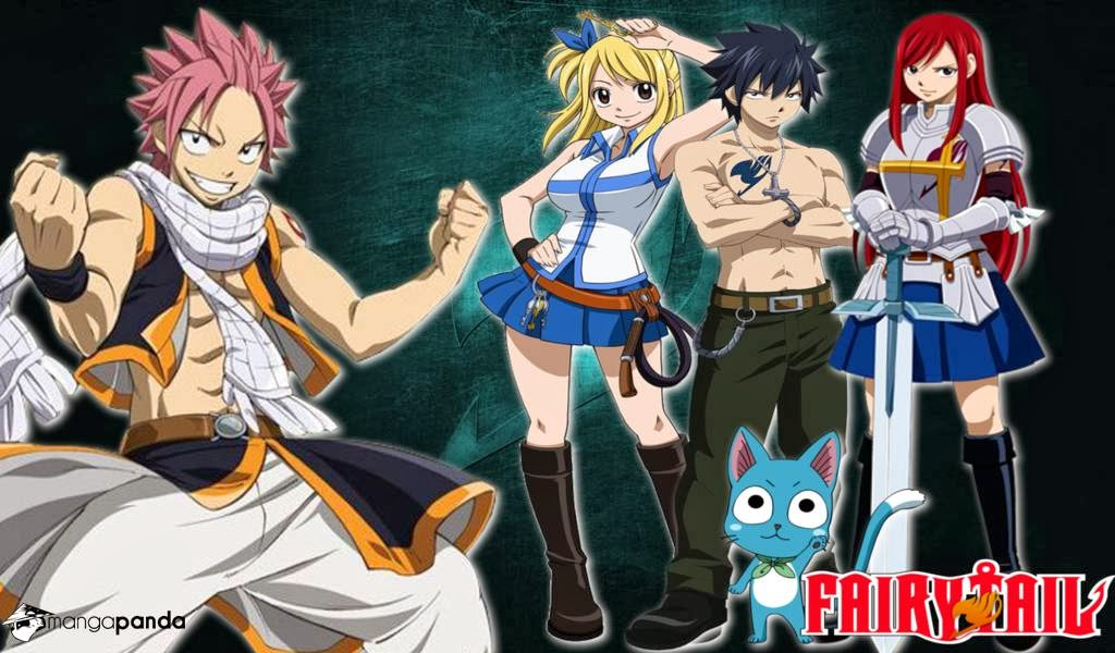 Fairy Tail Chap 379