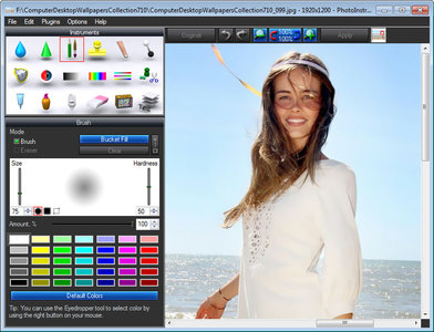 Download PhotoInstrument 7.5 Build 862 Multilingual Portable