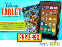 DTC Disney Tablet