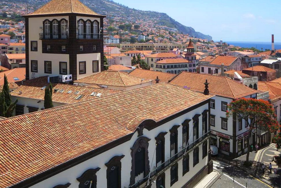 Funchal Town Hall, Flickr, David Stanley