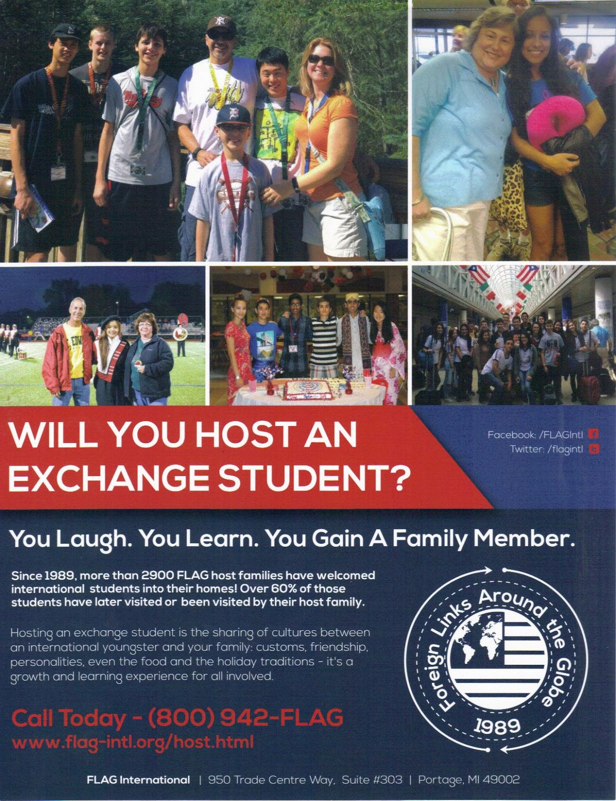 hosting a foreign exchange student essay Host a high school exchange student with the leader in high school exchange  ef high school exchange year is operated by ef educational foundation for foreign .